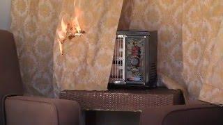 Space Heater Fire Danger