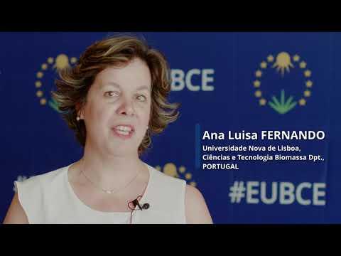 Ana Luisa Fernando, Universidade Nova De Lisboa,  Ciências E Tecnologia Biomassa Dpt., PORTUGAL