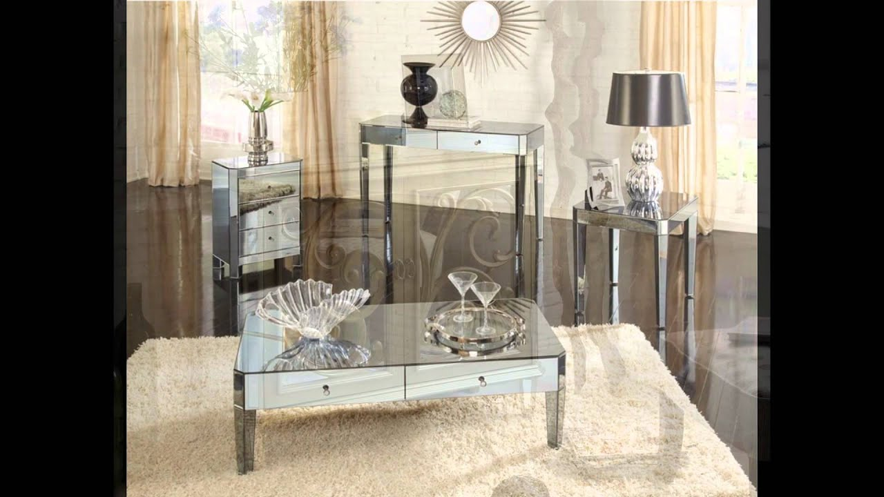 The Best Mirrored Furniture