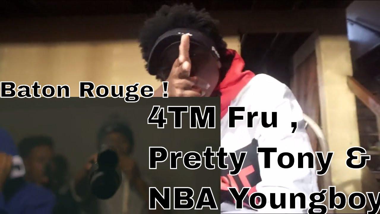 Download 4TM Fru , Pretty Tony & NBA Youngboy - Rod (REACTION)