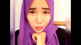 Video dubsmash twerk it like miley hijab girl download MP3, 3GP, MP4, WEBM, AVI, FLV Agustus 2018