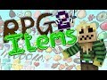 How to Make Custom Items in Minecraft Using 'RPG Items 2'