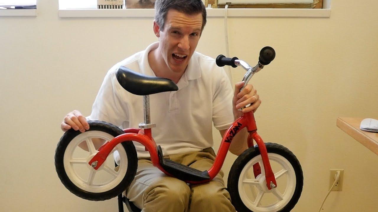 Kazam No Pedal Balance Bike A Parent S Review