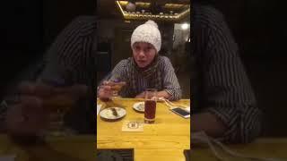 Новогодний тост  С новым годом