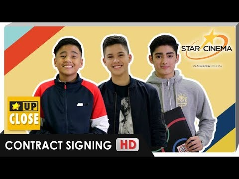 Sam, Kyle, and Patrick: Star Music's freshest artists!