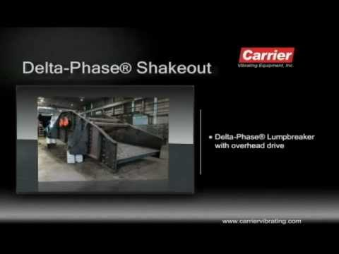 Carrier Vibrating Equipment | Industry leader in designing