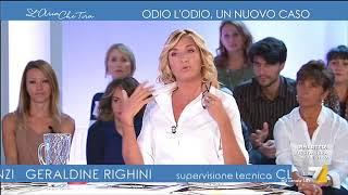 #ODIOLODIO Myrta Merlino commenta i tweet della Cesaretti sul figlio di Di Battista