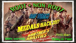 Hack medals bia3 root non-root 100% working 2017