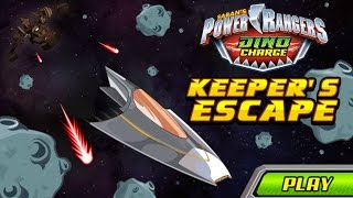 Games: Power Rangers Dino Charge - Keeper