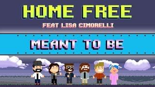 Florida Georgia Line ft Bebe Rexha - Meant to Be (Feat. Lisa Cimorelli) (Home Free Cover)