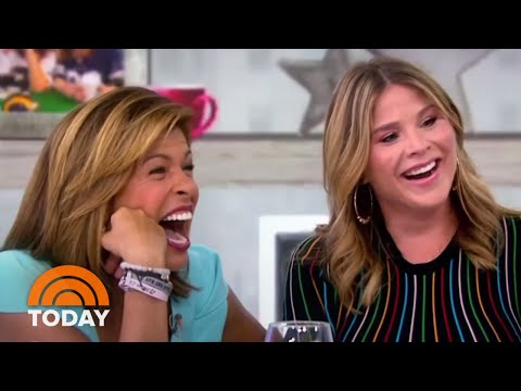 Jenna Bush Hager Wraps Up Her 1st Week On The New Job | TODAY