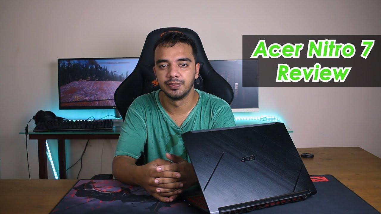 Acer Nitro 7 Review in Bangla   Acer Laptop Price in Bangladesh