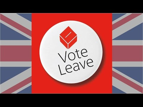 3 Reasons to Vote Leave
