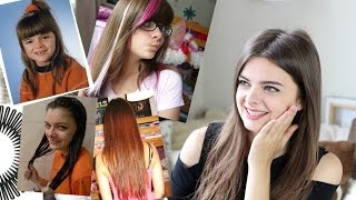 My Hair Journey | Throwback Tea Time