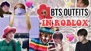 BTS ROBLOX OUTFITS 2019