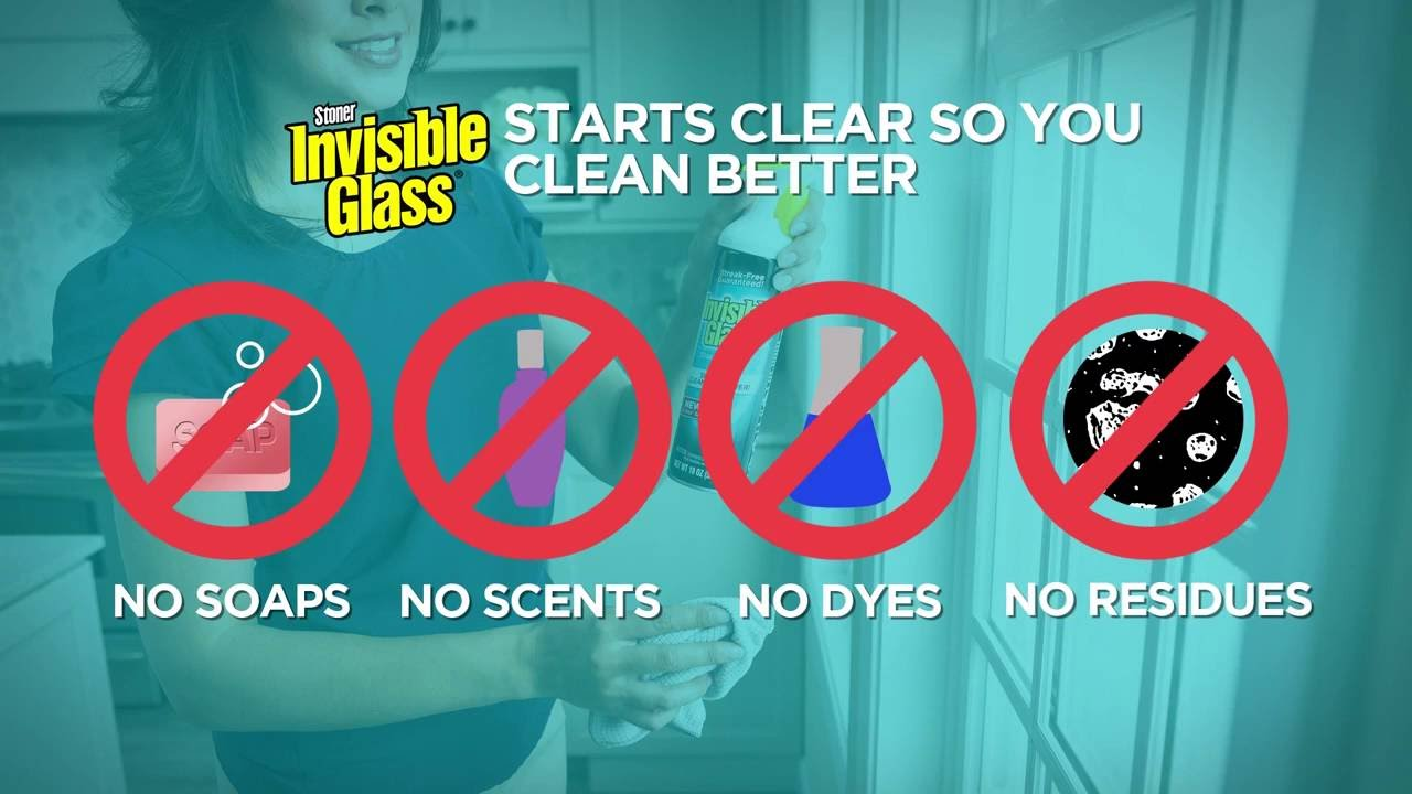 How to Clean Glass without Streaks and smudges