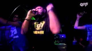 Niggor - Aj Aj (Pa se kroz grad zajebaj) LIVE @ KPTM