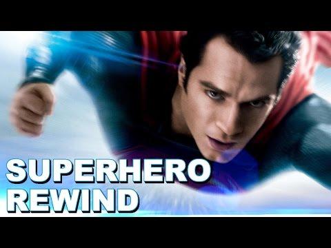 Superhero Rewind: Man of Steel Review
