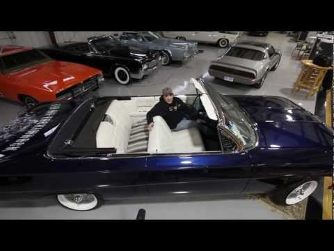 Kid Rock Car Collection - 101 WRIF - Made In Detroit - 2013 Autorama