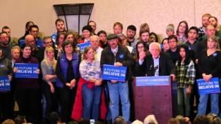 Reno Town Meeting with Bernie Sanders