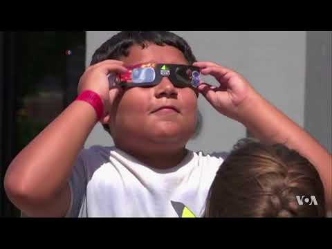 National Air and Space Museum Ready for Thousands to View Eclipse