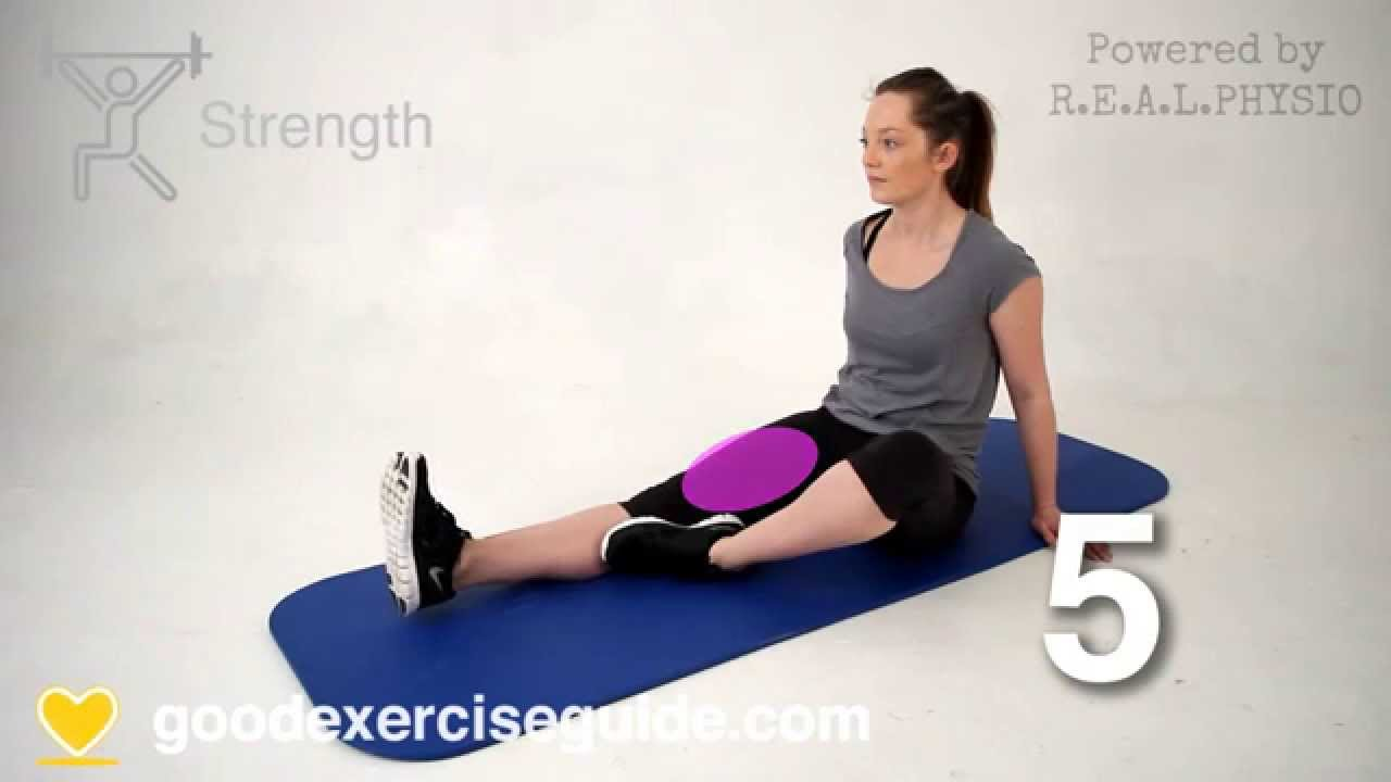 Isometric exercise and their technique 53