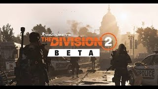 Buggy mess? Guess we'll find out in The Division 2: Private Beta!