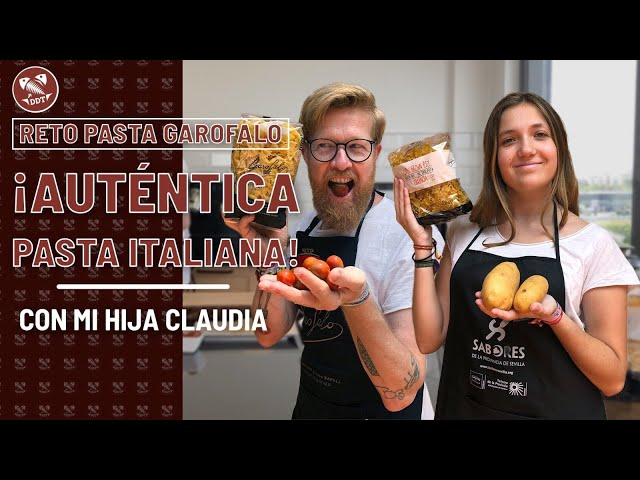PASTA GAROFALO, ¡la auténtica pasta italiana!