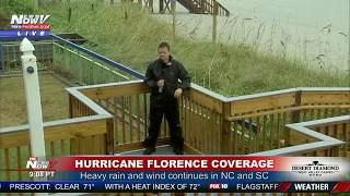 FNN: 3 Dead as a result of now Tropical Storm Florence; Sec. of State Mike Pompeo newser