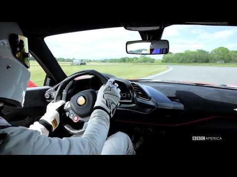 Stig Lap: The Ferrari 488 Pista   Top Gear Sunday at 8pm   BBC America