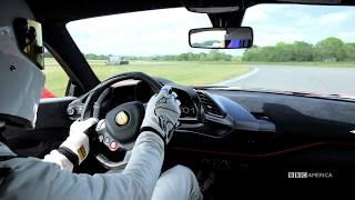 Stig Lap: The Ferrari 488 Pista | Top Gear Sunday at 8pm | BBC America