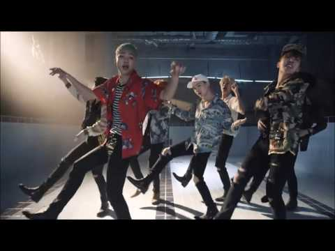 BTS - FIRE (Dance Version And Nightcore)