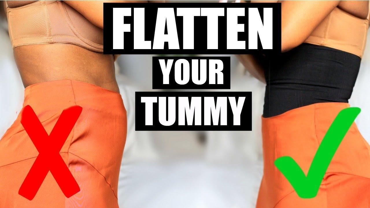 494814eb64adf Flatten Your Tummy