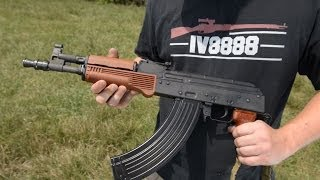 Repeat youtube video Polish Hellpup AK Pistol