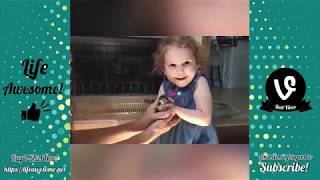 Try Not to Laugh Funny Kids Fails 2018   Funny Kids and Animals ...