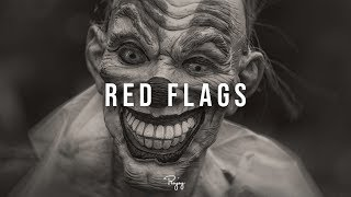 """Red Flags"" - Evil Bass Trap Beat 