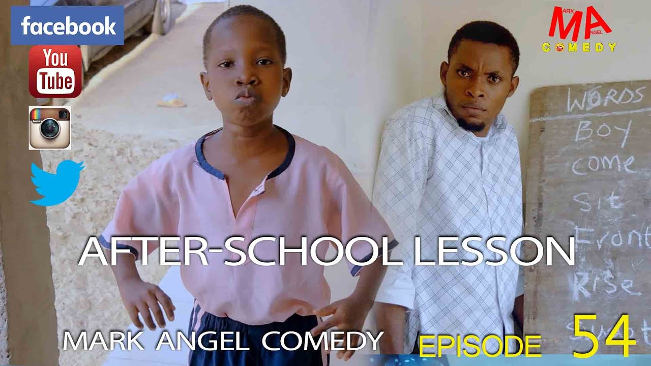 DOWNLOAD FUNNY VIDEO: Mark Angel After-School Lesson