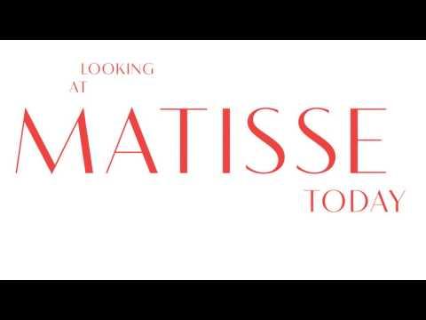 Cécile Debray, MATISSE IN HIS TIME – Matisse Symposium