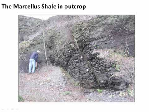 Overview of shale gas and fracking (class 15 - V1)