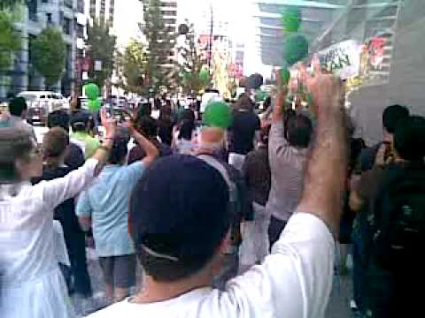 United for Iran Vancouver Canada 25 July 2009 3
