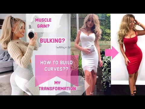 HOW TO BUILD CURVES??? | MUSCLE GROWTH