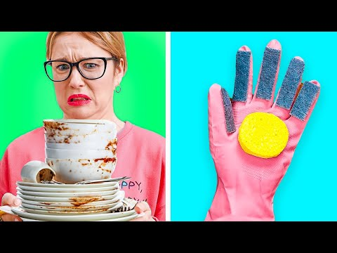 CLEVER LIFE HACKS THAT WILL SAVE YOU A FORTUNE || Easy Tips For All Life Situations By 123 Go! Gold