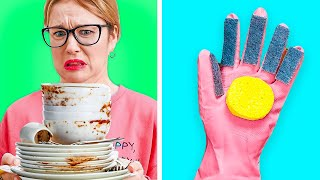 CLEVER LIFE HACKS THAT WILL SAVE YOU A FORTUNE    Easy Tips For All Life Situations by 123 Go! Gold