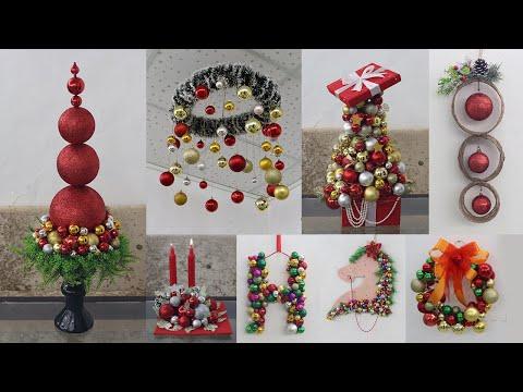 10 Christmas decoration