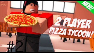 PIZZA   Techs And Swishy's Roblox Adventures #2