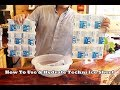 How To Hydrate & Use Techni Ice Sheet; Cools & Warms TechniIce Pack For Coolers