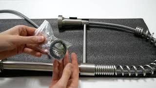 Смеситель Nanwo N 3128 распаковка и обзор