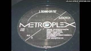 Juan Atkins - Techno City