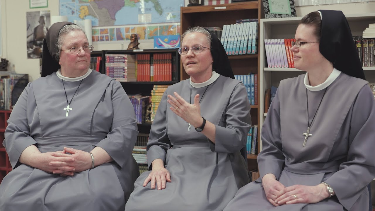 Sisters of St  Francis of the Martyr St  George are the 2018 Lumen Christi  Award nominees