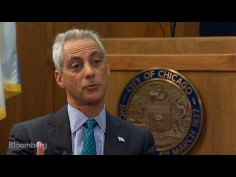 Rahm Emanuel: New Digital Startup Every Day in Chicago